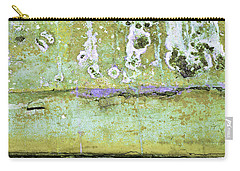 Carry-all Pouch featuring the photograph Art Print Patina 50 by Harry Gruenert