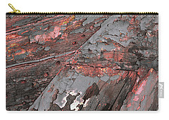 Carry-all Pouch featuring the photograph Art Print Patina 52 by Harry Gruenert