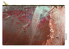 Carry-all Pouch featuring the photograph Art Print Patina 53 by Harry Gruenert
