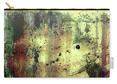Carry-all Pouch featuring the photograph Art Print Patina 54 by Harry Gruenert