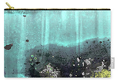 Carry-all Pouch featuring the photograph Art Print Patina 55 by Harry Gruenert