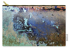 Carry-all Pouch featuring the photograph Art Print Patina 57 by Harry Gruenert