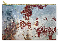 Carry-all Pouch featuring the photograph Art Print Patina 58 by Harry Gruenert
