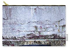 Carry-all Pouch featuring the photograph Art Print Whites 31 by Harry Gruenert