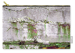 Carry-all Pouch featuring the photograph Art Print Whites 32 by Harry Gruenert