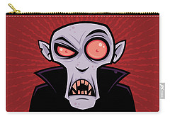 Cartoon Carry-All Pouches