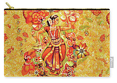 Indian Bride Carry-All Pouches