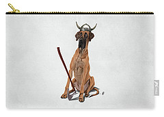 Great Wordless Carry-all Pouch