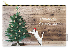 Seasons Greetings Carry-all Pouch