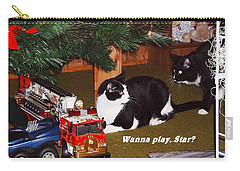 Wanna Play? Carry-all Pouch