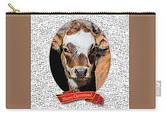 Patches Christmas Carry-all Pouch