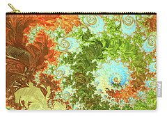 Forest And Sky Carry-all Pouch