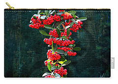 Pyracantha Berries - Do Not Eat Carry-all Pouch