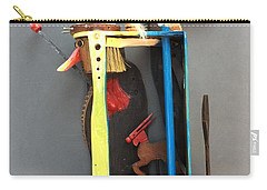 Assemblage #3 Carry-all Pouch