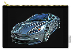 Aston Martin Db9 Carry-all Pouch