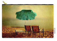 Carry-all Pouch featuring the photograph At The End Of The Day by Milena Ilieva