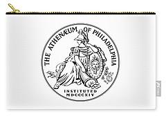 Athenaeum Of Philadelphia Logo Carry-all Pouch