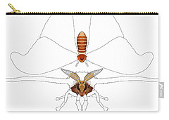 Atlas Moth1 Carry-all Pouch
