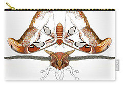 Atlas Moth2 Carry-all Pouch