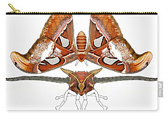 Atlas Moth4 Carry-all Pouch