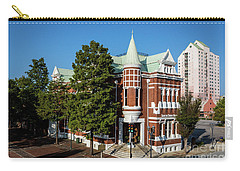 Augusta Cotton Exchange - Augusta Ga Carry-all Pouch