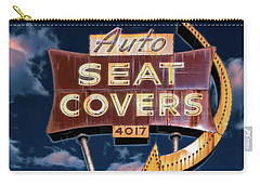 Auto Seat Covers Carry-all Pouch