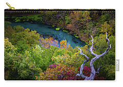 Autumn At Ha Ha Tonka State Park Carry-all Pouch