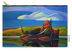 autumn Island Carry-all Pouch