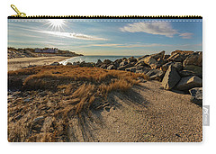 Autumn Rays Over Cape Cod Carry-all Pouch