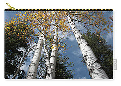 Autumnal Aspen Carry-all Pouch