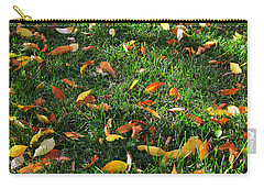 Autumn's Confetti Carry-all Pouch