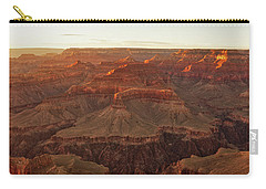 Carry-all Pouch featuring the photograph Awash With Light by Rick Furmanek