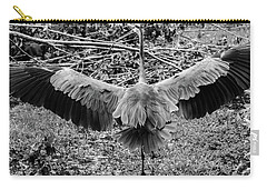 Time To Spread Your Wings Carry-all Pouch