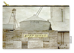 Baby Chicks Feed And Seed Store Carry-all Pouch