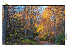 Carry-all Pouch featuring the photograph Back Road Beauty by Russell Pugh