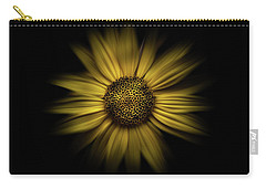 Backyard Flowers 18 Color Flow Version Carry-all Pouch