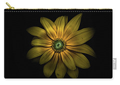 Carry-all Pouch featuring the photograph Backyard Flowers 34 Color Version by Brian Carson