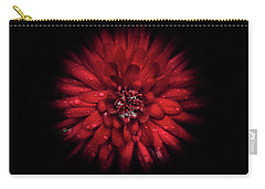 Backyard Flowers 45 Color Flow Version Carry-all Pouch
