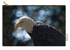 Bald Eagle Grandfather Mountain Carry-all Pouch