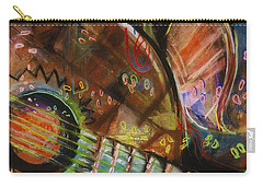 Banjos Jamming Carry-all Pouch