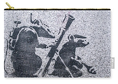 Banksy Bazooka Rats Carry-all Pouch