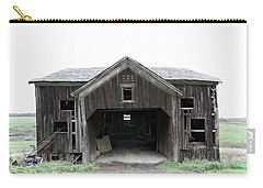 Barn 1886, Old Barn In Walton, Ny Carry-all Pouch