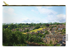 Barnard Castle View Carry-all Pouch