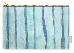 Beach Collection Beach Water Lines 2 Carry-all Pouch