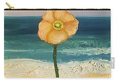 Beach Flora Carry-all Pouch