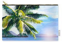 Beach Scene Carry-all Pouch