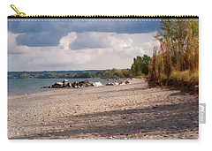 Beach Storm Carry-all Pouch