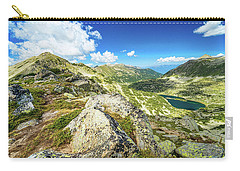 Beautiful Landscape Of Pirin Mountain Carry-all Pouch
