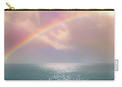 Beautiful Morning In Dreamland With Rainbow Carry-all Pouch
