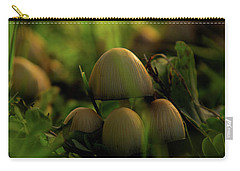 Beauty Of Fungus Carry-all Pouch